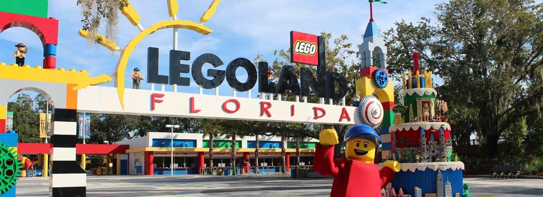 Legoland en Orlando