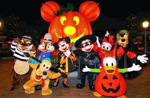 Halloween espeluznante en Orlando