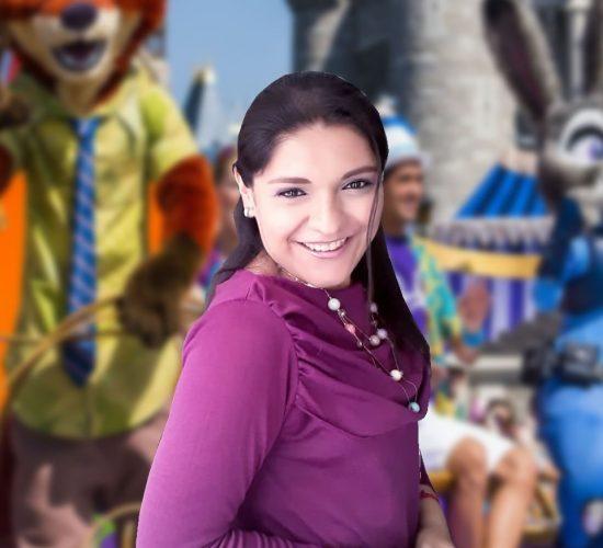 Agente de Viajes Eva Salvador