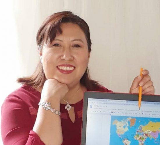 Agente de Viajes Laura Sanchez