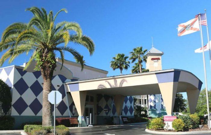 Clarion Suites Kissimmee Orlando