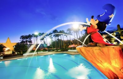 Hotel Disney All Star Movies Resort