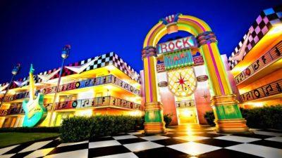 Hotel Disney All Star Music Resort