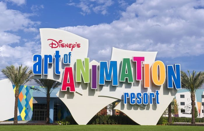 Hotel Disney Art of Animation