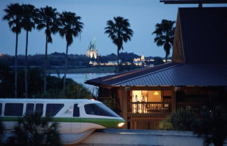 Hotel Disney Polynesian Resort