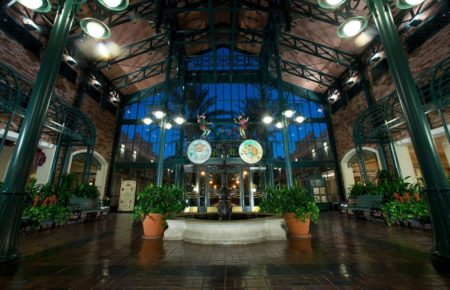 Hotel Disney Port Orleans Resort French Quarter