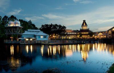 Hotel Disney Port Orleans Resort Riverside