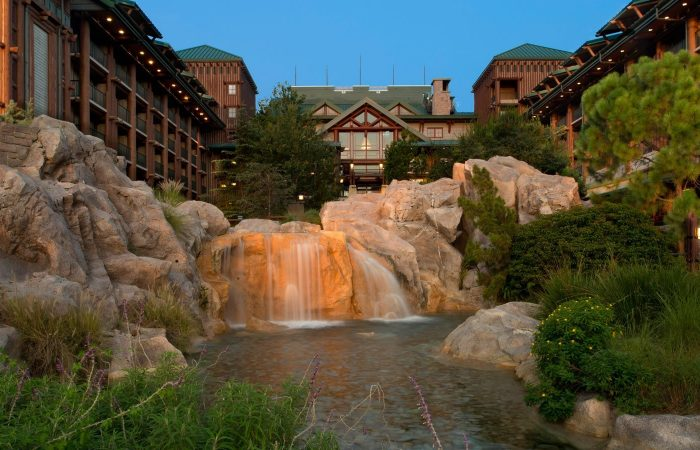 Hotel Disney Wilderness Lodge