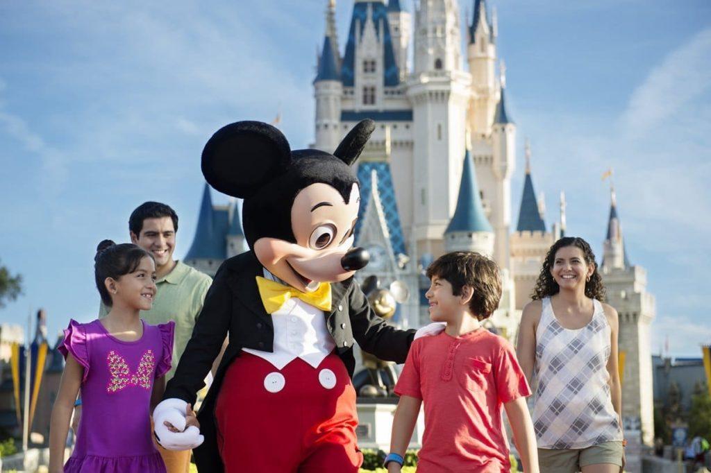 Magic Kingdom en Orlando