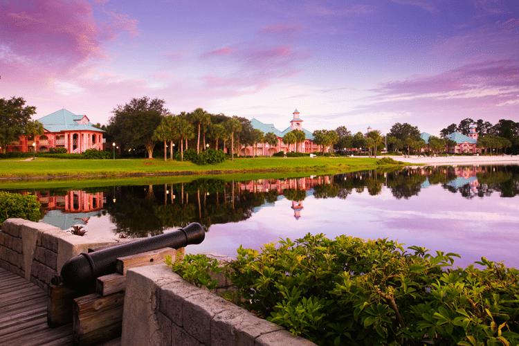 Caribben Disney Hotel en Orlando Florida