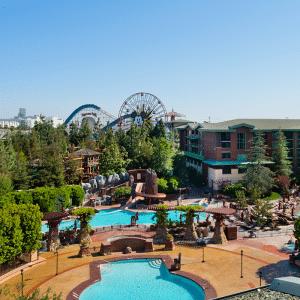 Paquetes a Disneyland Grand Californian