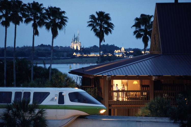 Polynesian Hotel en Disney World Orlando Florida