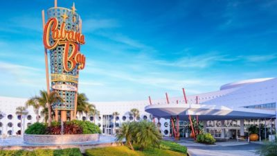 Universal Cabana Bay Beach Resort