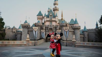 Paquetes a Disney California