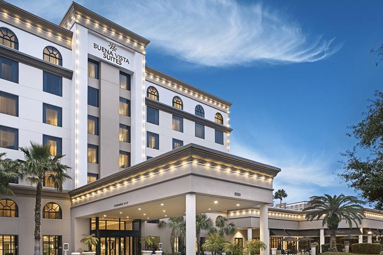 Buenavista Suites Hoteles cerca de Disney en Orlando