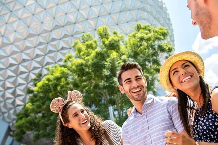 Viajes a Disney para disfrutar con tus seres queridos