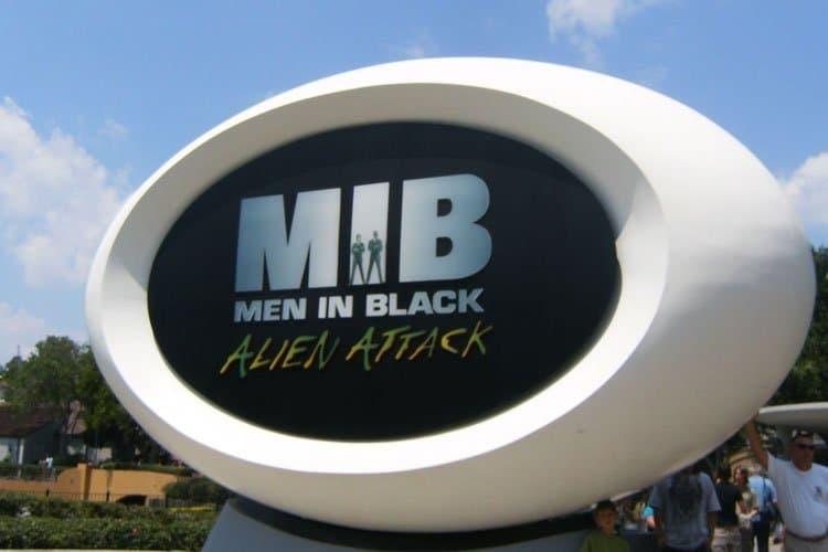 Men In black en paquetes a Orlando