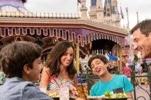 Comidas en los Parques Disney Orlando