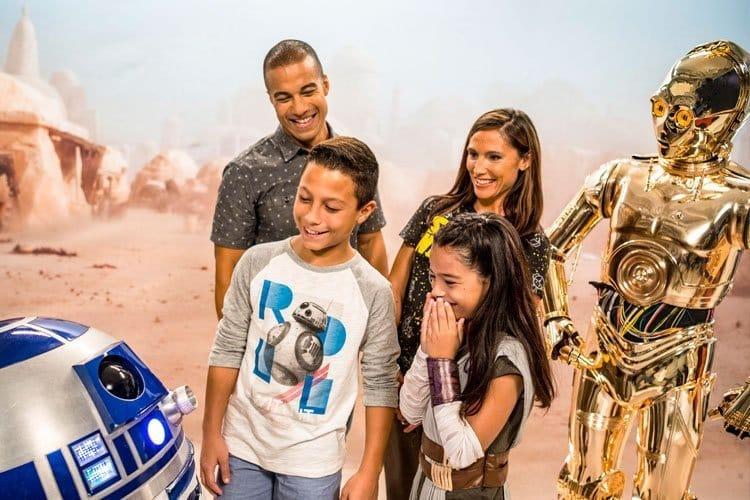 Disfruta de conocer Star Wars en los parques Disney Orlando