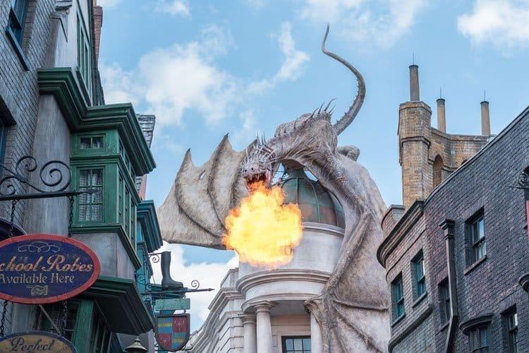 Atracciones en Universal Studios