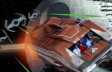 Star Wars en Orlando Florida