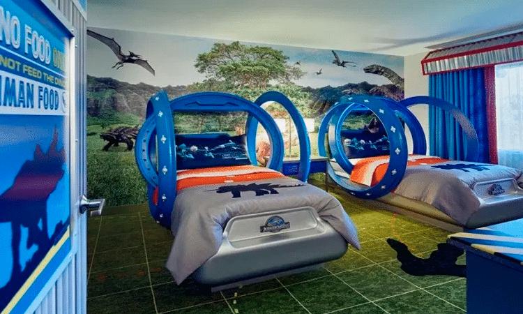Suites Jurassic World™ Kids