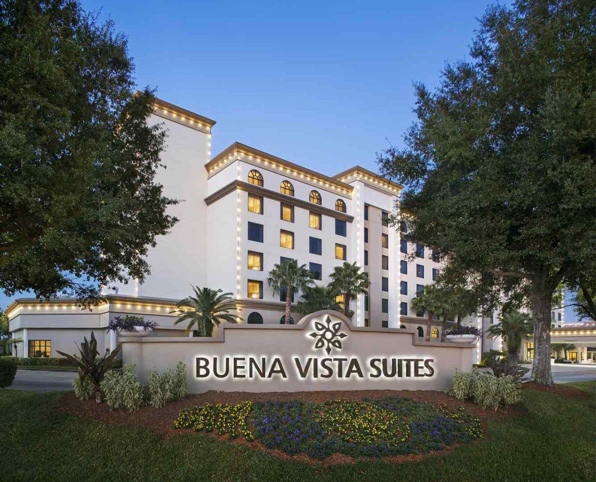 Buena Vista Suites Hoteles Cerca de Orlando