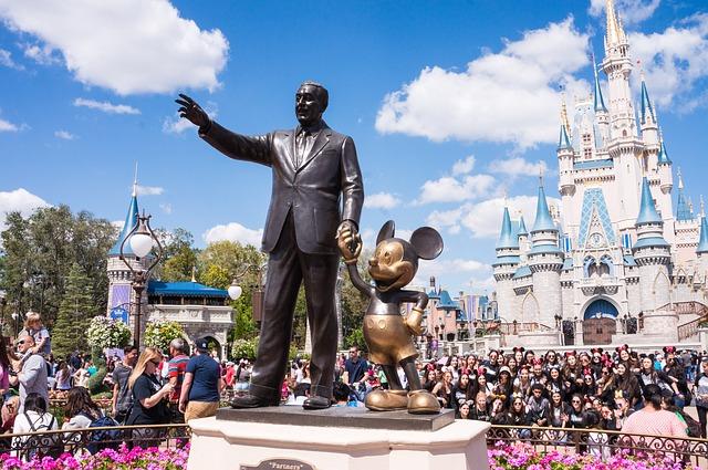 Paquetes a Orlando Disney