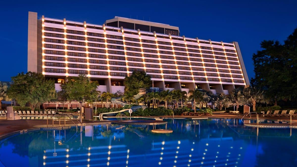 Disney Hotel Contemporary Resort