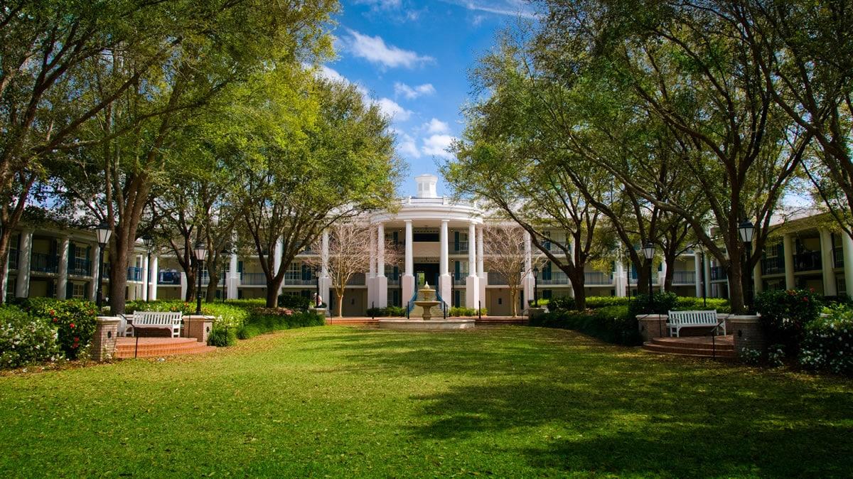Hoteles Moderados Disney Port Orleans
