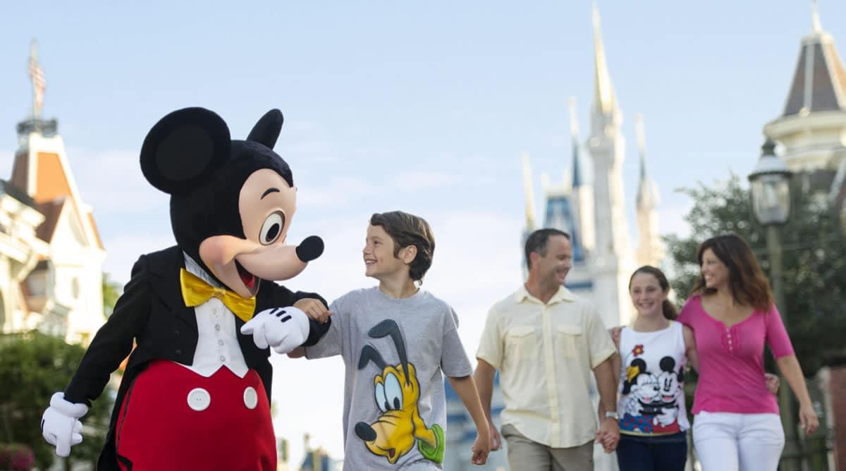 Paquetes a Disney World Todo Incluido 2021